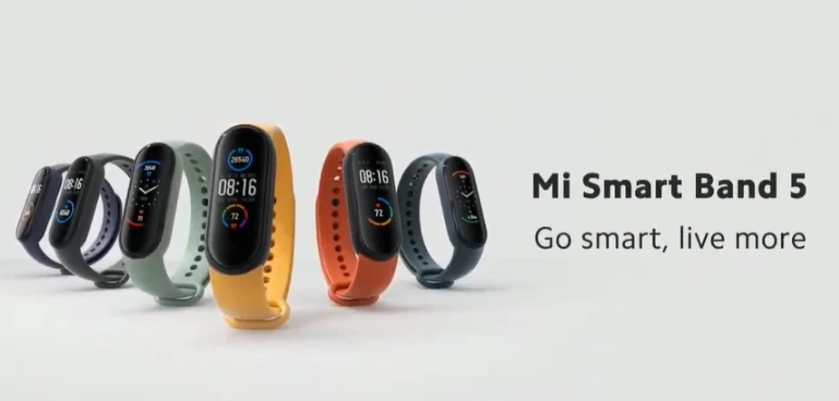 Mi Band 5 Launched Globally For $39.99; Misses On NFC and SpO2 Sensor