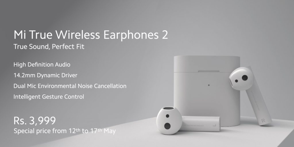 Mi True Wireless EarPhones 3 Gets a Priced Cut In India After The Arrival Of OnePlus Buds