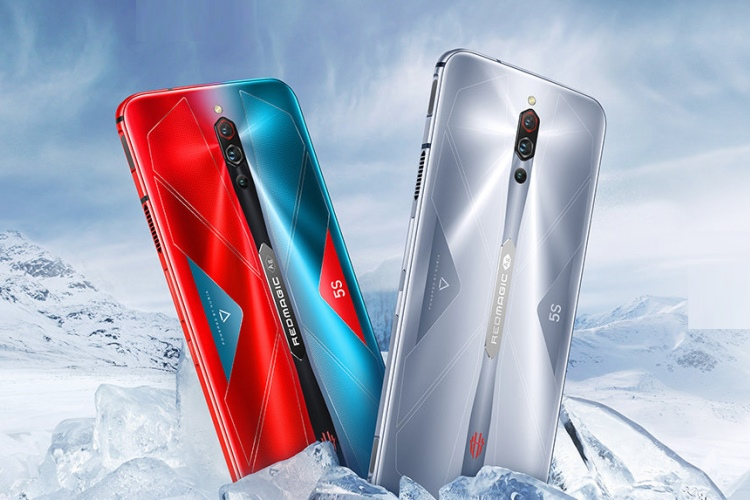 Nubia Red Magic 5S Launched With 144Hz Refresh Rate Display, Snapdragon 865 SoC, and 55W NeoCharge Support