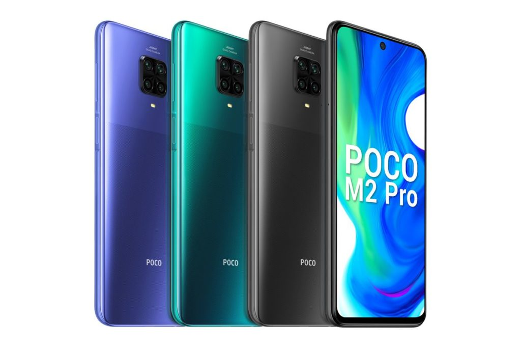 Poco M2 Pro With Snapdragon 720G SoC Launched As A Rebranded Redmi Note 9; Starts at ₹13,999($187)