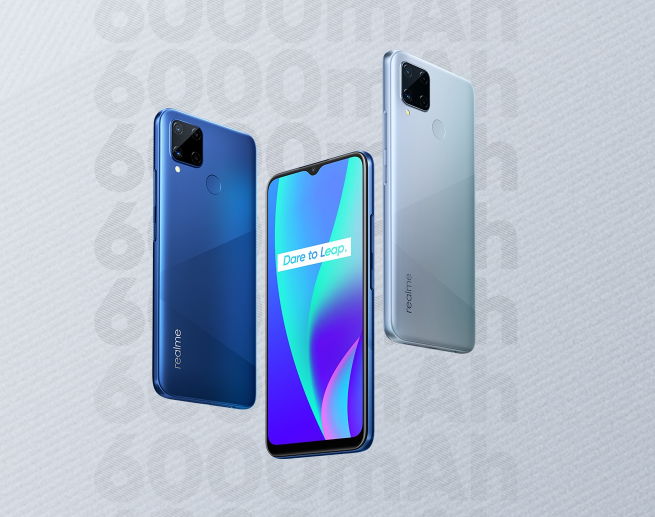 Realme C15 With 6,000mAh Battery and 18W Quick Charging Support To Debut On July 28