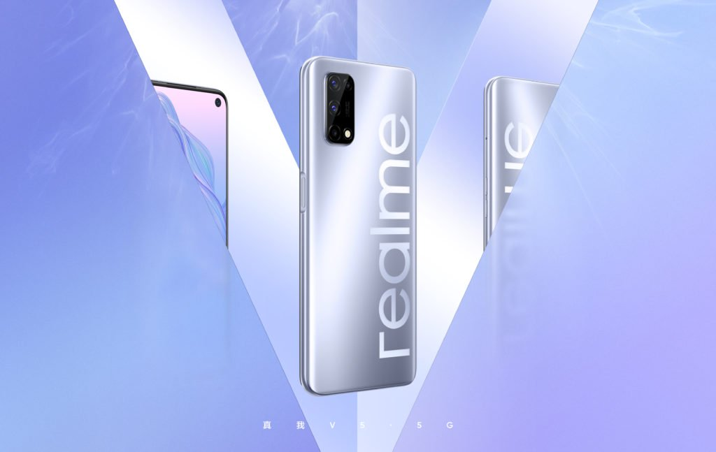 Realme V5 Is Coming Soon; Could Be a Premium Handset