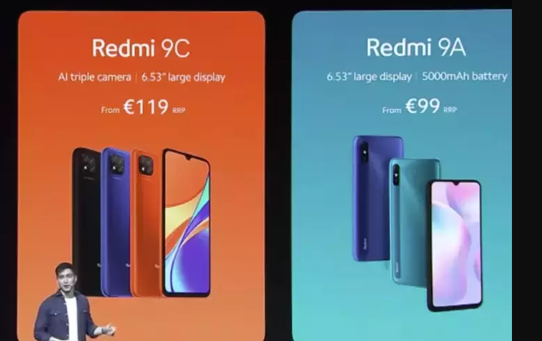 Redmi 9A and Redmi 9C Launched Globally; EUR 99 Is The Starting Price