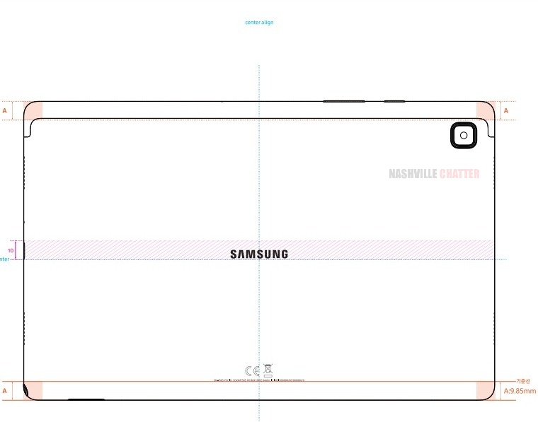 Samsung Galaxy Tab A7 Passes FCC and Bluetooth SIG Certifications