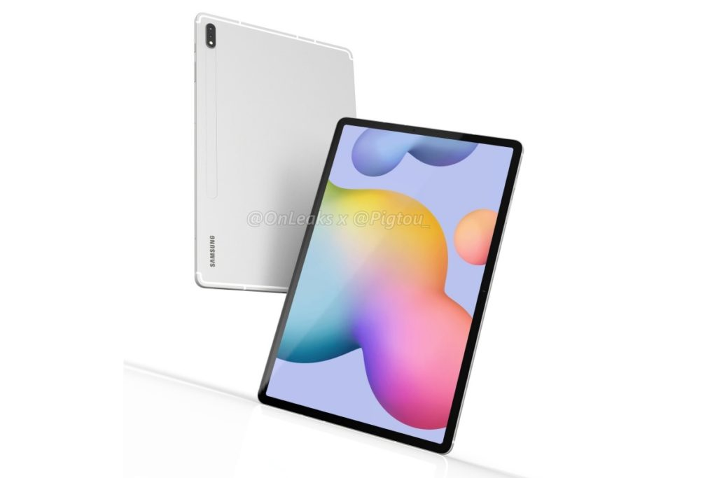 Samsung Galaxy Tab S7+ Key Details Outed Ahead Of Rumored August Unveiling