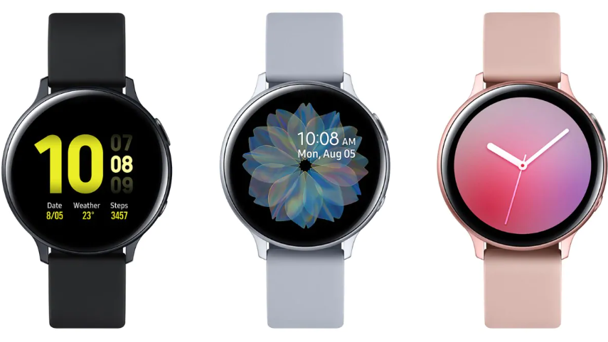 Samsung Galaxy Watch Active 2 4G Aluminium Edition With ECG and Heart-Rate Sensor Launched In India