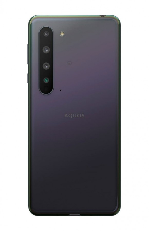 Sharp Aquos R5G With SD 865 SoC and Quad-Cameras Makes Its Global Debut