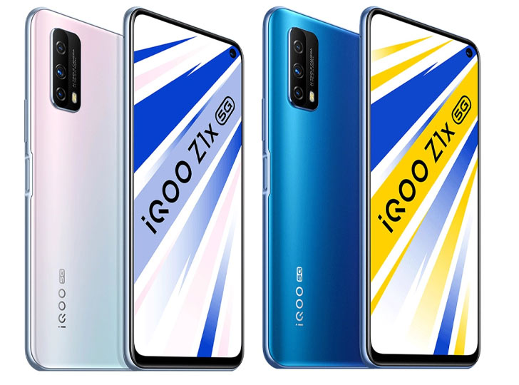 iQOO Z1x 5G With Snapdragon 765G Is iQOO's First Mid-Range Handset; Specs and Details
