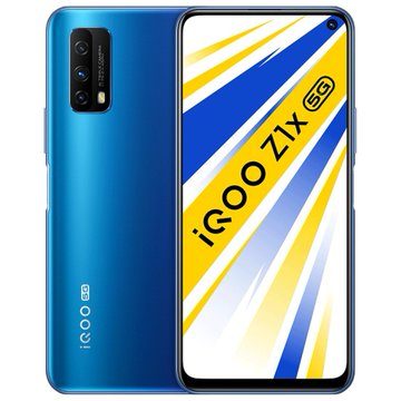 iQOO Z1x Confirmed To Board The Snapdragon 765G SoC; Official Renders Surfaced