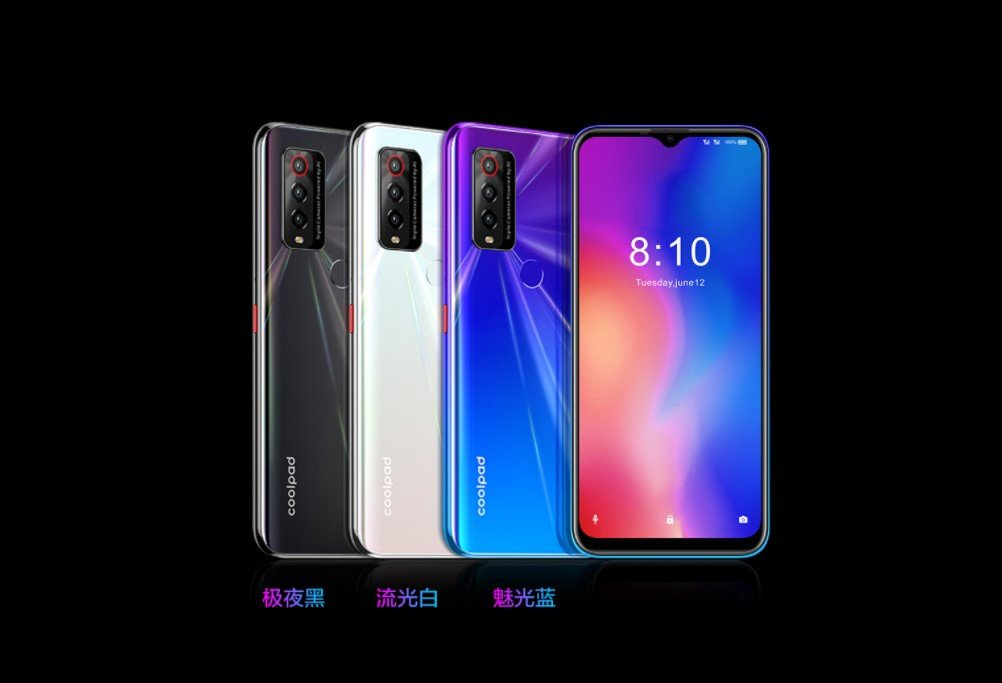 CoolPad X10 With UNISOC T7510 Is The Cheapest 5G Handset