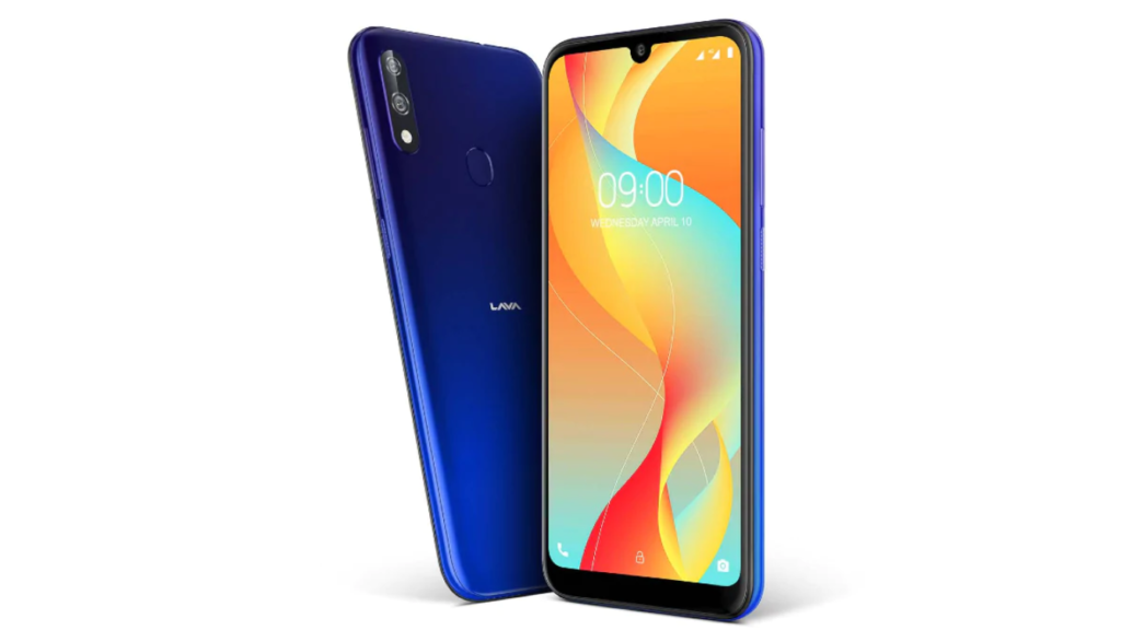 Lava Z66 With Three Cameras and 3,950mAh Battery Debuts For INR 7,777(~$104)