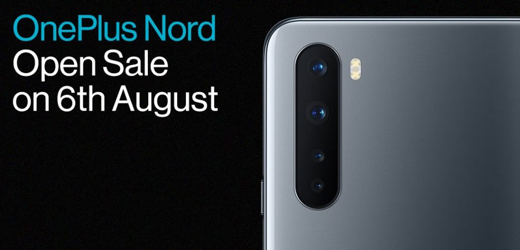 OnePlus Nord Open Sale Delayed By Two Days In India