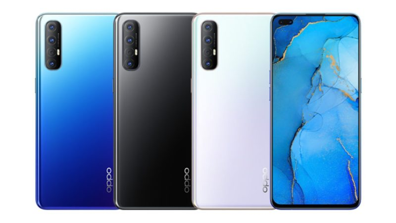 Oppo Reno3 Pro Gets Price In India; Starts at INR 27,990