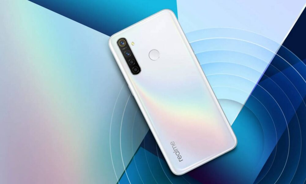 Realme 5 Pro Has a New Chroma White Colorway In India