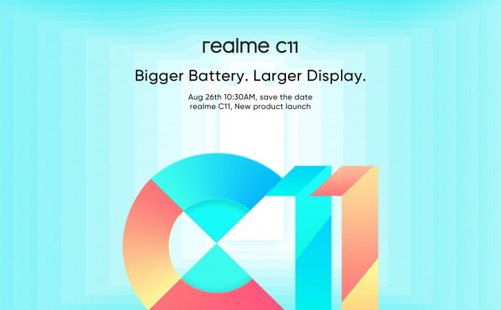 Realme C11 Launch Scheduled For August 26 In Europe; May Come Under EUR 126($150)