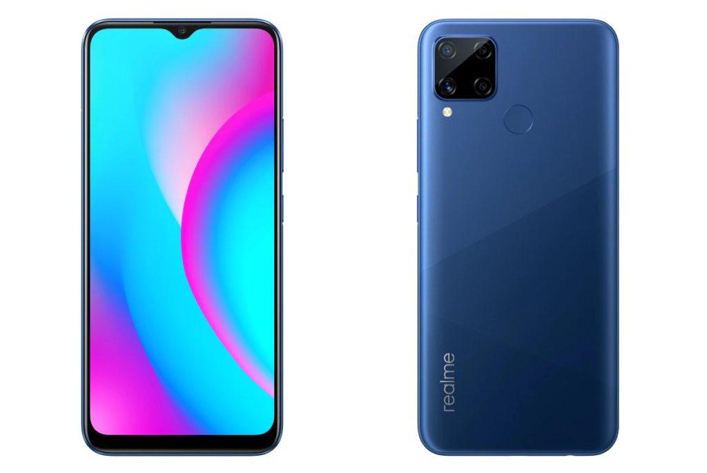 Realme C15 With Quad-Cameras, Helio G35, and 6,000mAh Battery Lands In India