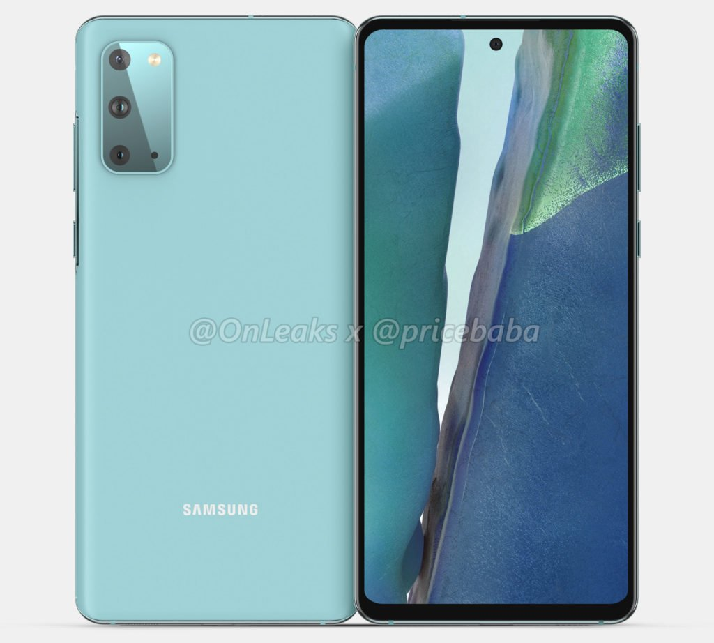 Samsung Galaxy FE 5G Renders and 360-degree Video Outed