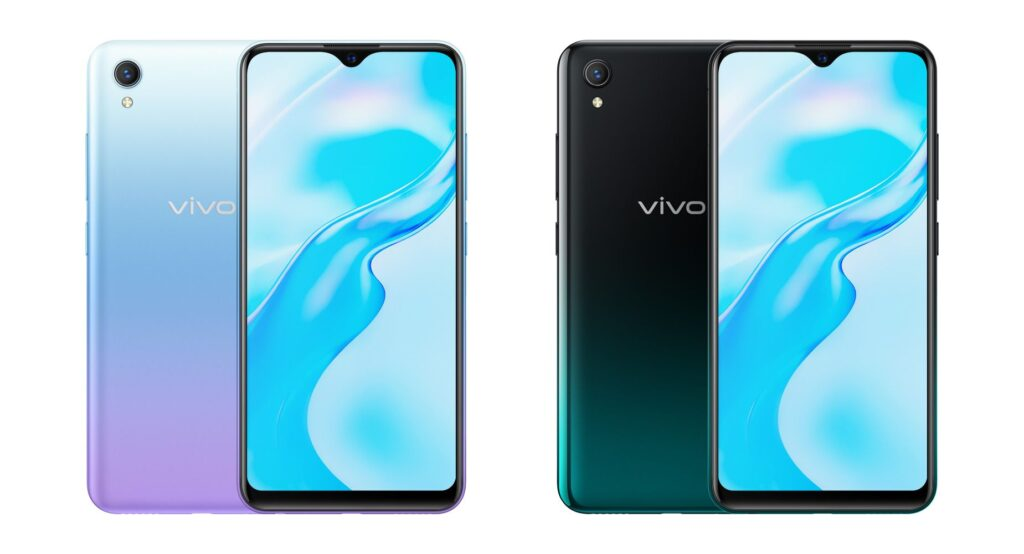 Vivo Y1s Budget Smartphone With Helio P35 SoC Launched For $109