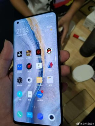 iQOO 5 Pro Live Images Outed Ahead Of August 17 Launch