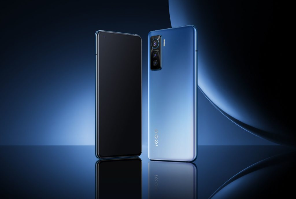 iQOO 5 and iQOO 5 Pro With 120Hz Display and 120W Super Fast Charging are Official In China 1