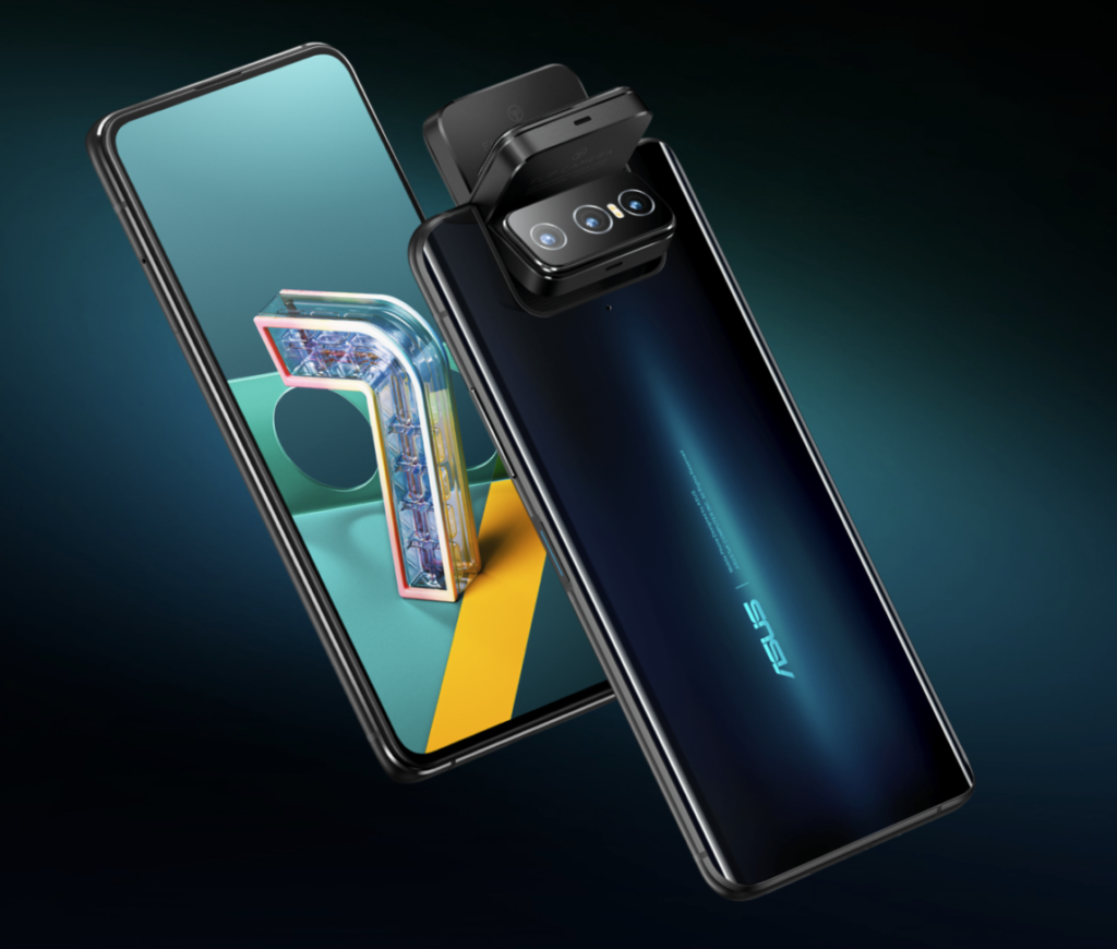 Asus Zenfone 7 and Zenfone 7 Pro Tossed In Europe Starting at EUR 699