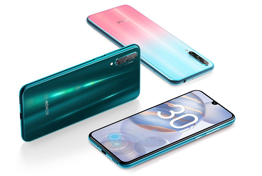 Honor 30i Unveiled In Russia For RUB 17,990($240)