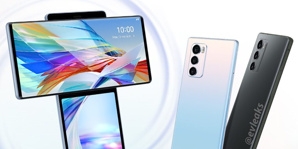 LG Wing 5G Renders Confirm a Unique Rotatable Display and Triple Rear Cameras