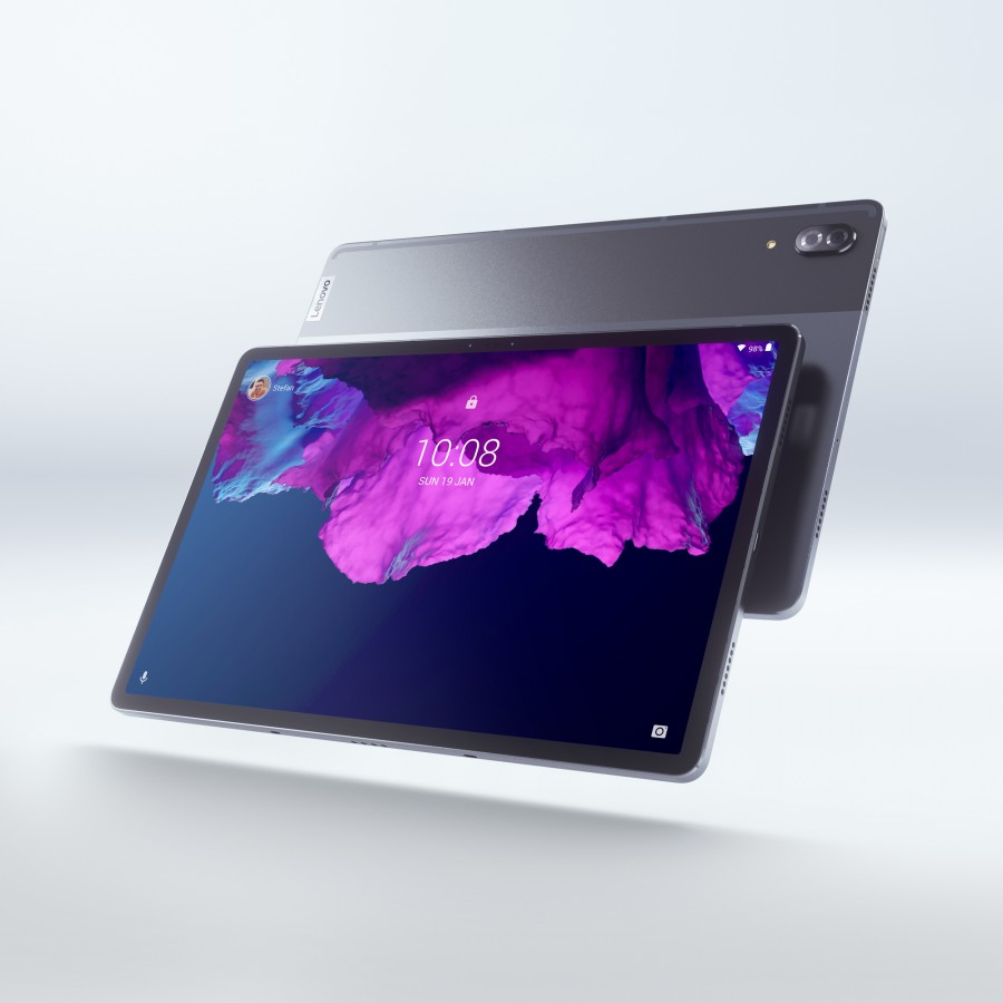 Lenovo Tab P11 Pro Unveiled With an OLED Display and 8,600mAh Battery