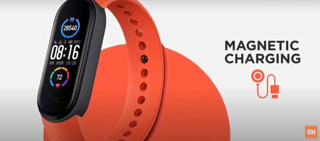 Mi Smart Band 5 With 11 Sports Modes and Fresh Band Faced Launched In India For ₹2,499($34)
