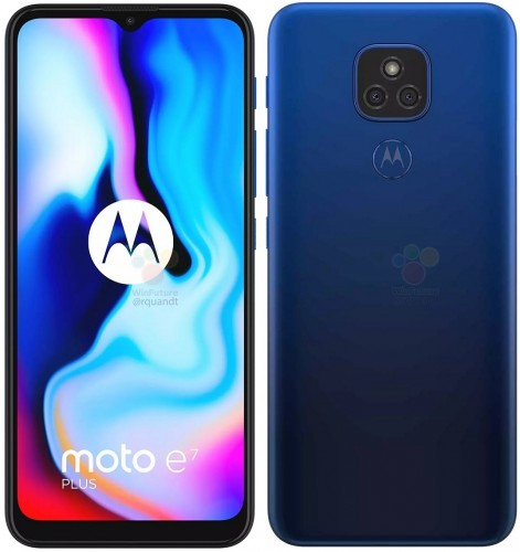 Moto E7 Plus To Cost EUR 149 and Packs a 5,000mAh Battery