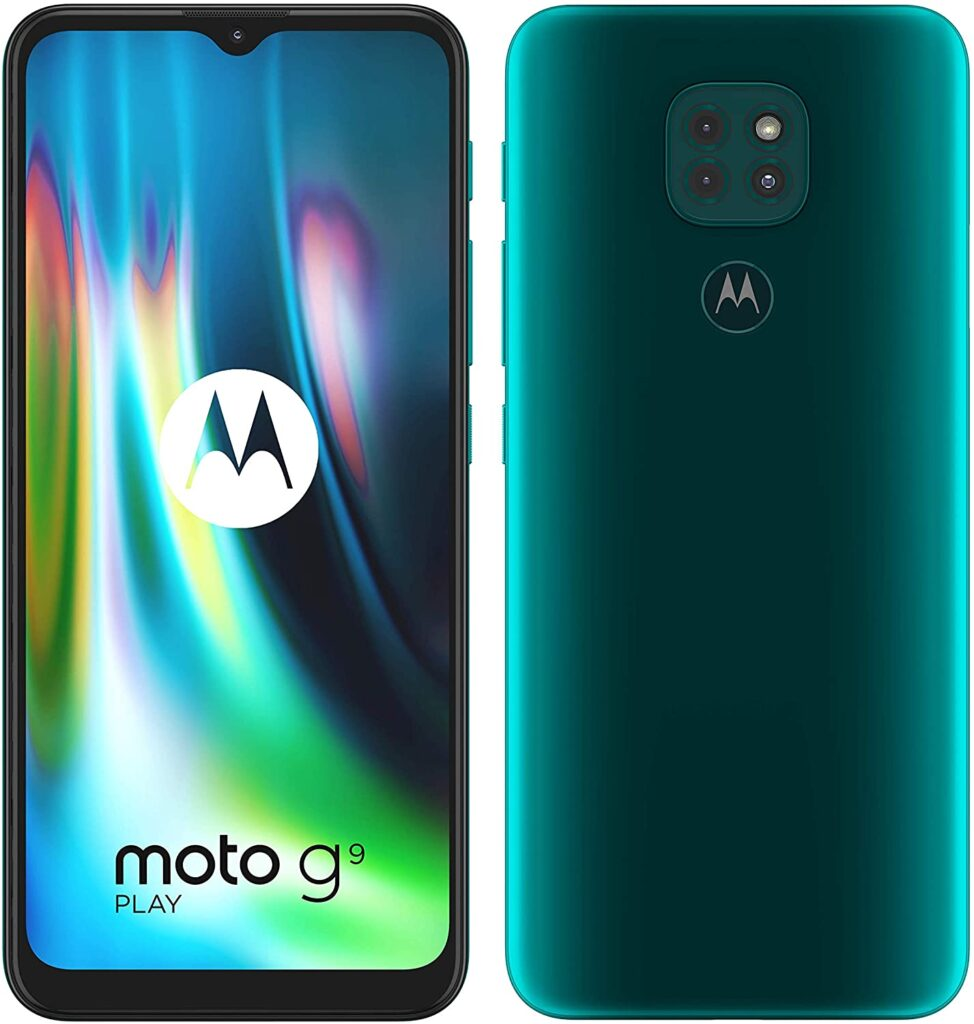 Moto G9 Play With Snapdragon 665 SoC Launched In The United Kingdom