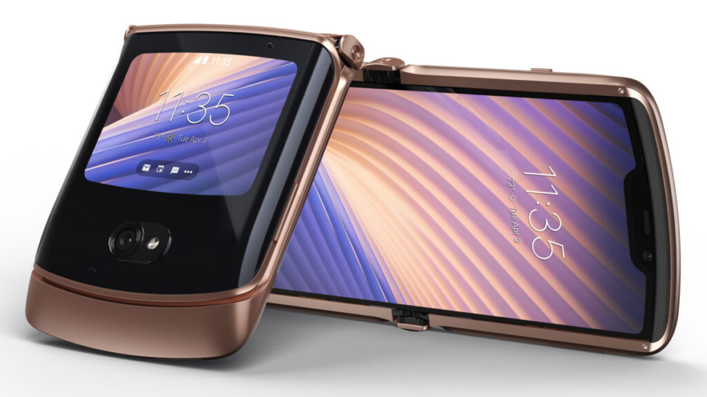 Moto Razr 5G Launched In China for CNY 12,499($1830)