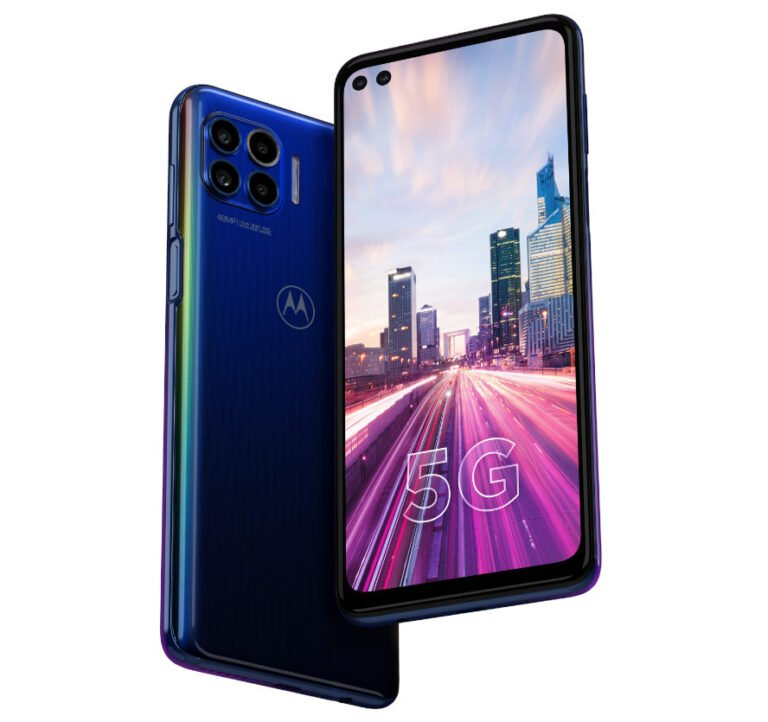 Motorola One 5G Launched In The US With 90Hz Display and SD 765 Chipset