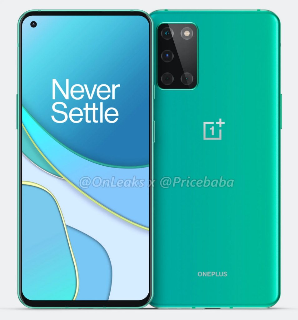 OnePlus 8T Price Leaked Along With Specifications and Colors