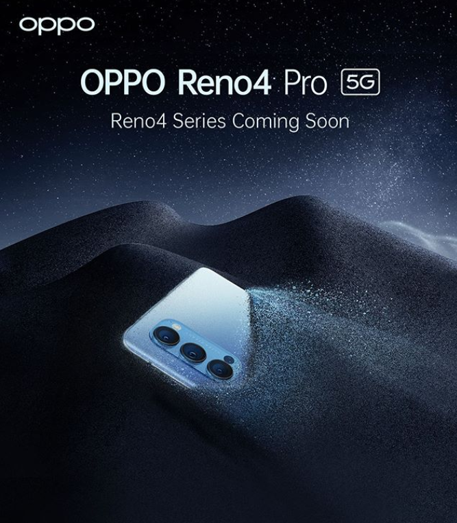 Oppo Reno4 Pro 5G Version Is Coming Soon IN UAE