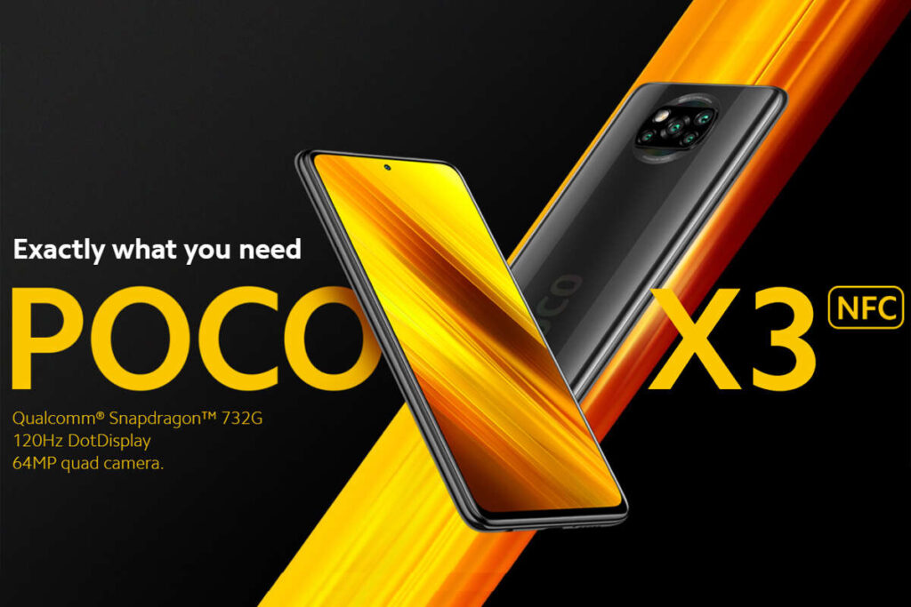 Poco X3 NFC: Over 10,000 Units Sold In Just 30 Minutes Of The First Open Sale