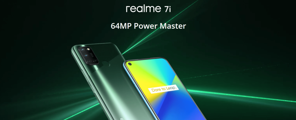 Realme 7i With 90Hz Display and Snapdragon 662 Launched For $214