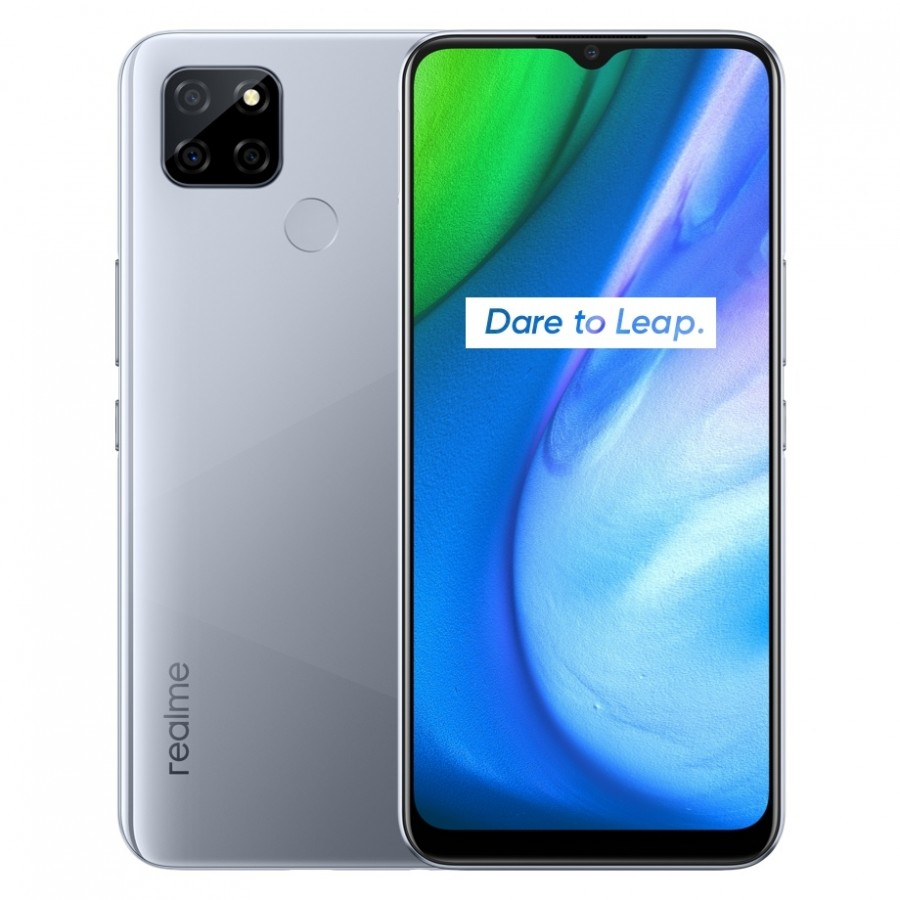 Realme V3 5G With Snapdragon 720 SoC and Triple Rear Cameras Launched For CNY 999(~$146)