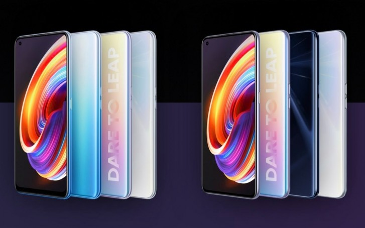 Realme X7 and Realme X7 Pro With Dimensity Chipset and 65W SupertDart Fast Charging Unveiled In China