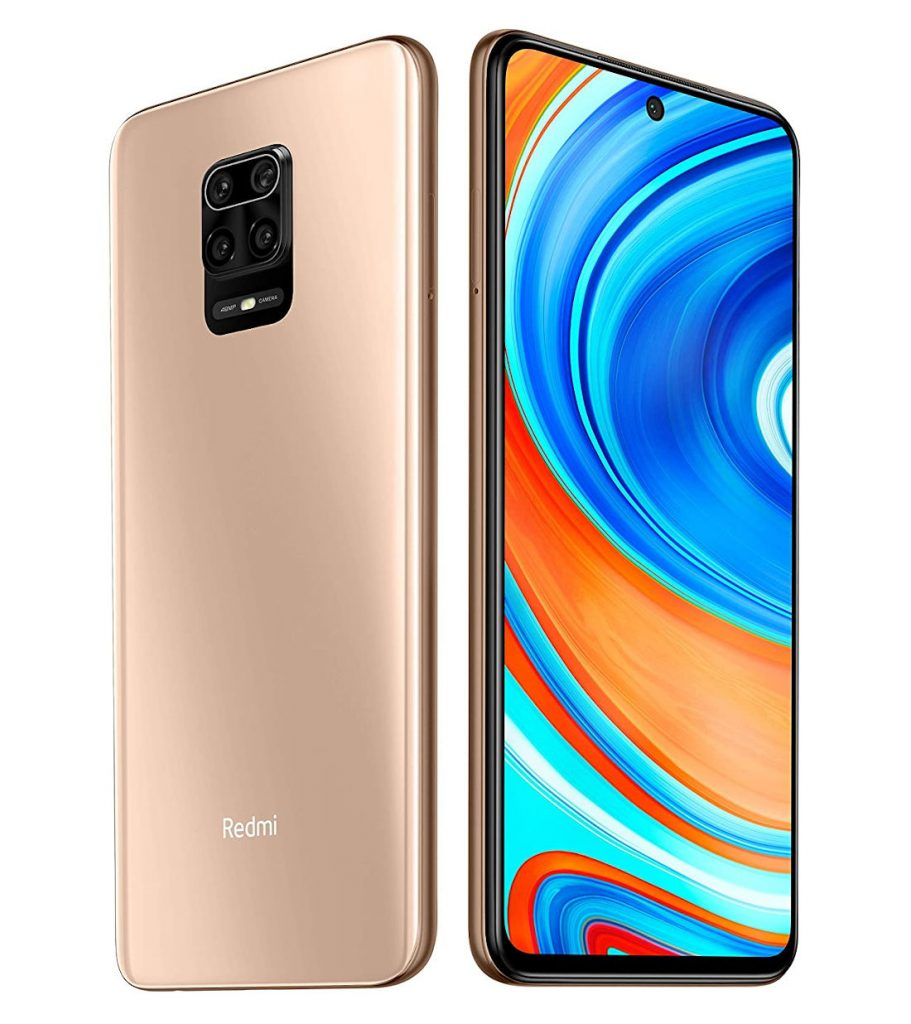 Redmi Note 9 Pro and Note 9 Pro Max Available In New Champagne Gold Color; Open Sale Starts Today In India