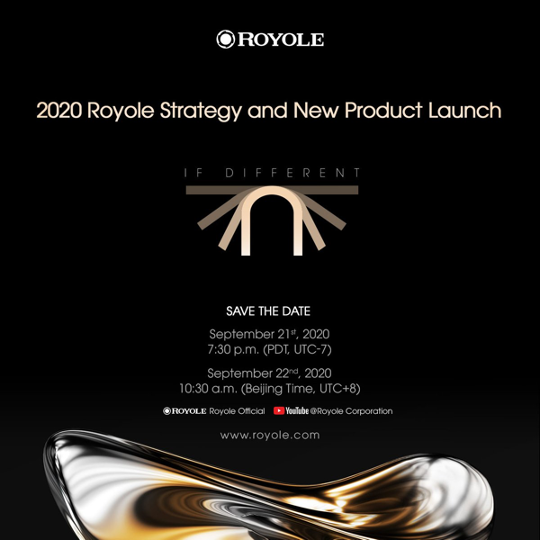 Royale FlexPai 2 Will Launch On September 21 In China