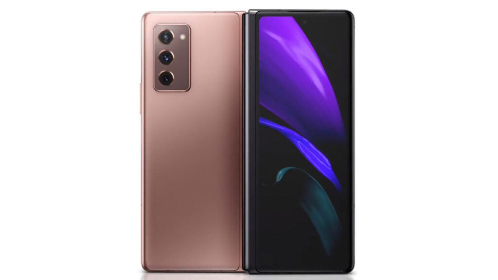 Samsung Galaxy Z Fold 2 Lands In China For CNY 16,999($2,483)