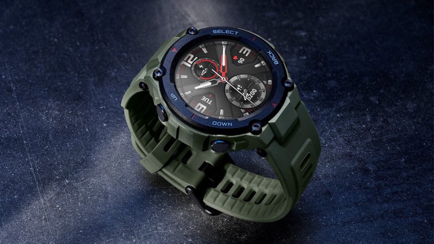Get The Amazfit T-Rex Smartwatch at $50 Off On Giztop Shop