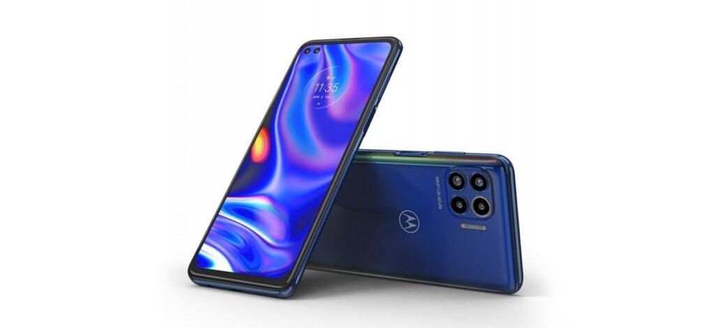 Motorola One 5G UW With mmWave 5G Network Stops by Verizon