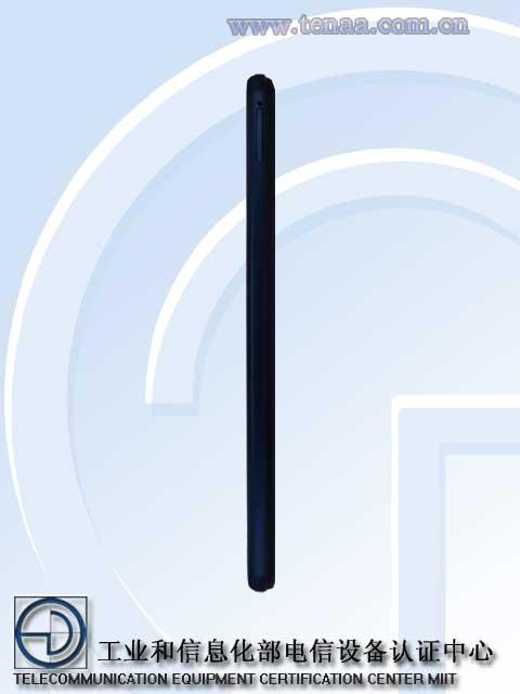 iQOO V2054A Phone's TENAA Listing Reveals 4,910mAh Battery and More Specs