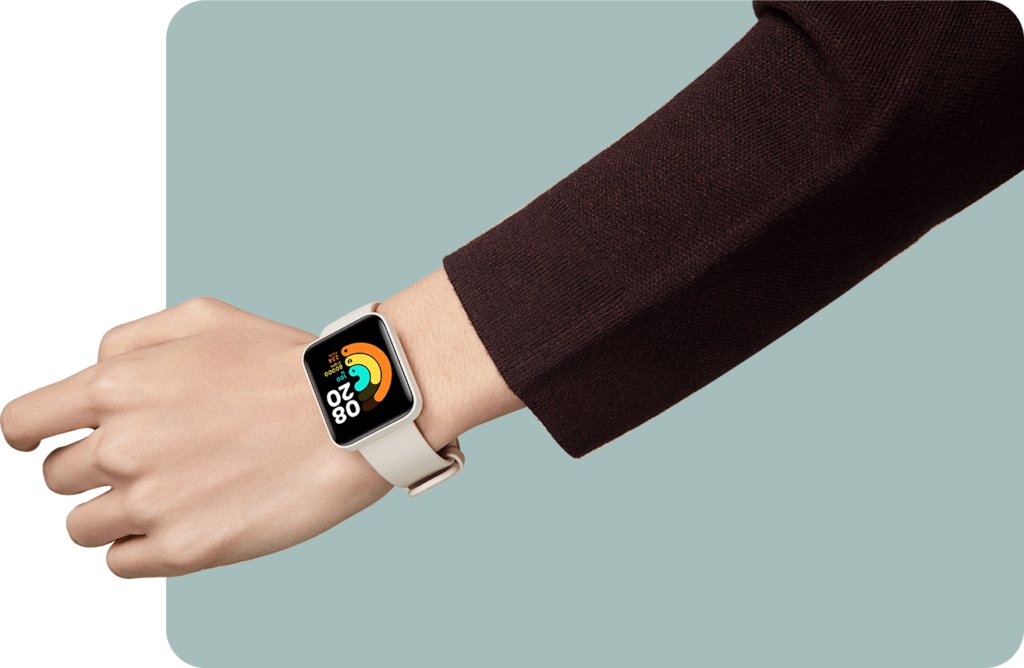 Buy Xiaomi Mi Watch Lite for $59.90 On The Giztop Shop