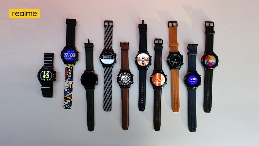 Realme Watch S Pro Spotted in a Promo Video