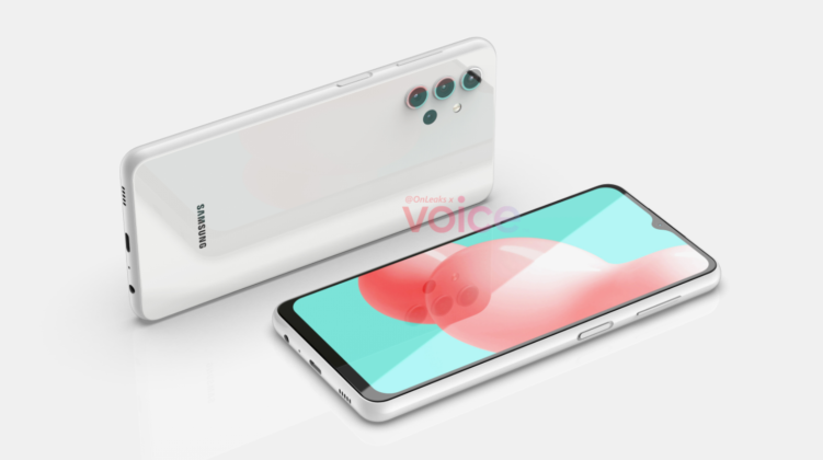Samsung Galaxy A32 5G CAD Renders Gives Us a Clear and Closer Look at The Phone