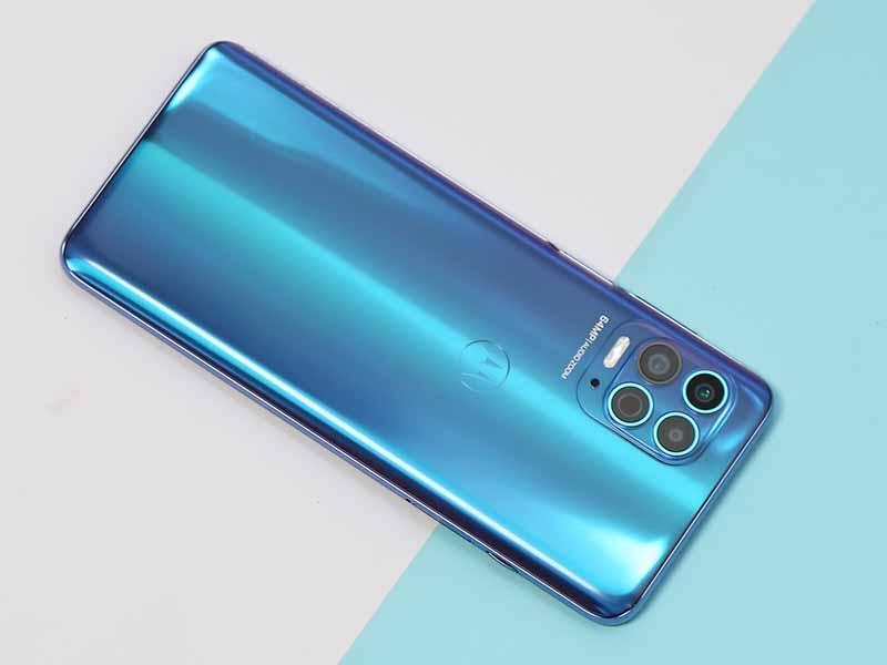 Recensione Motorola Edge S