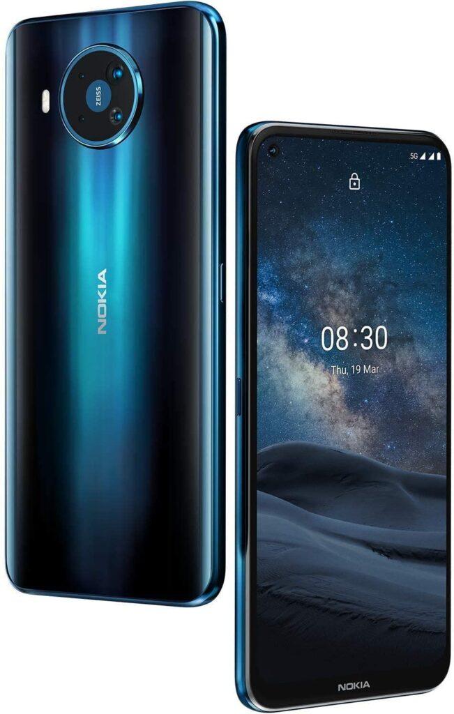 Nokia 8.3 5G Successor May Feature a 120Hz Display and 108MP Penta Camera Setup
